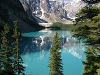 Banf National Park Lake